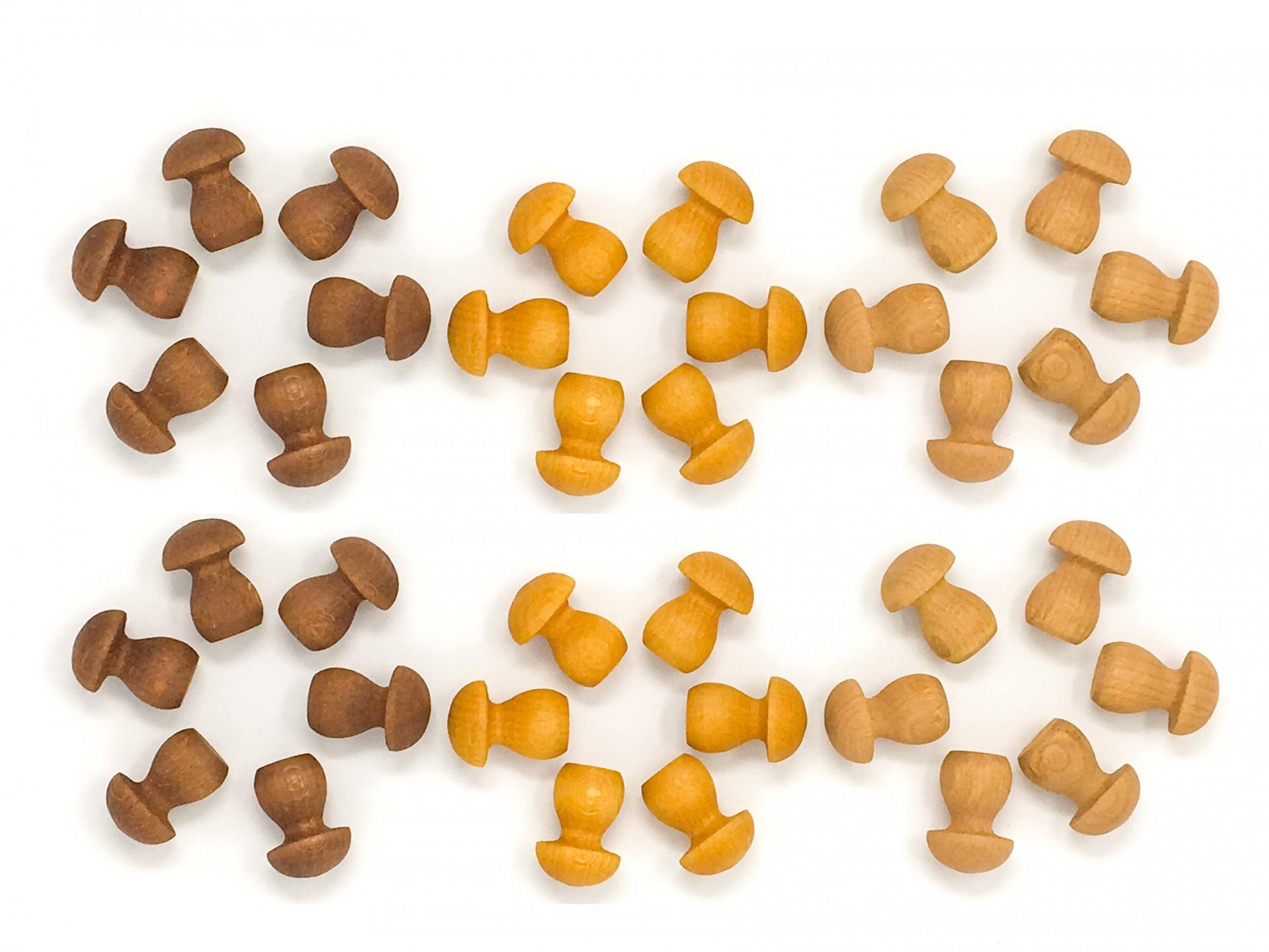 Cogumelos Pequenos - Grapat