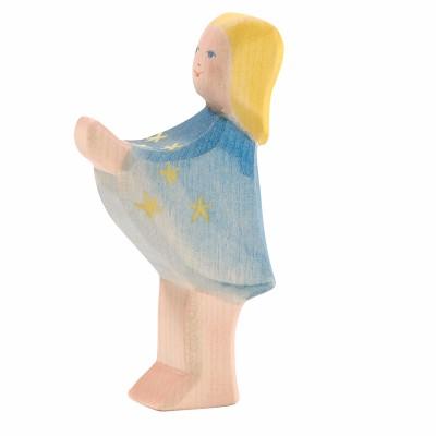 Menina e as moedas das estrelas - Ostheimer