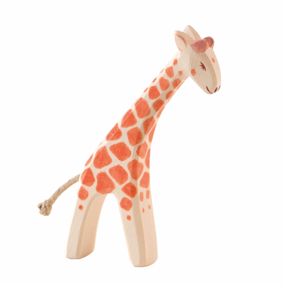 Girafa Bebé Cabeça baixa - Ostheimer