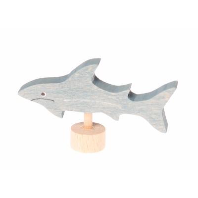 Tubarão Figura Decorativa - Grimm's