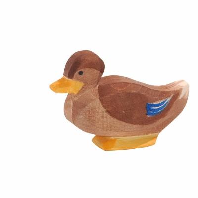 Pato Sentado - Ostheimer