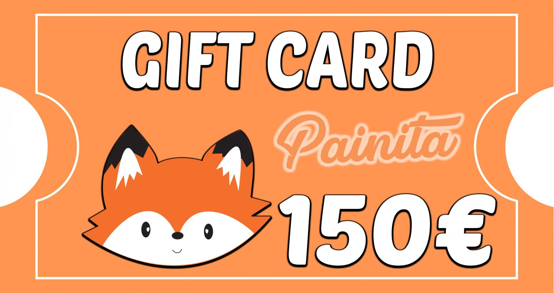 Gift Card Painita - BOSQUE FELIZ