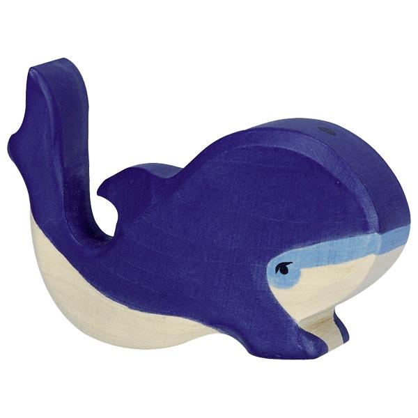 Baleia Azul - Holztiger