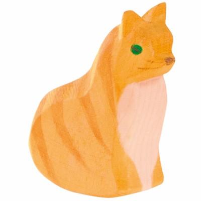Gato Sentado - Ostheimer