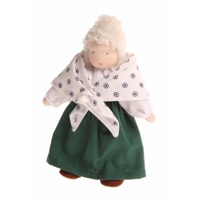 Boneca Waldorf Avó - Grimm's