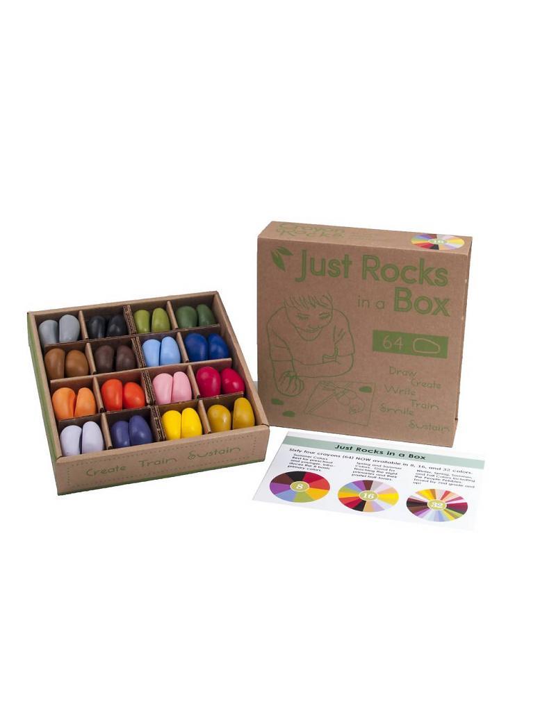 Crayon Rocks Caixa 64 - 32 cores