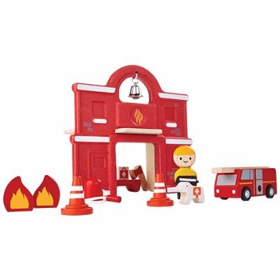 Quartel dos Bombeiros - Plan Toys