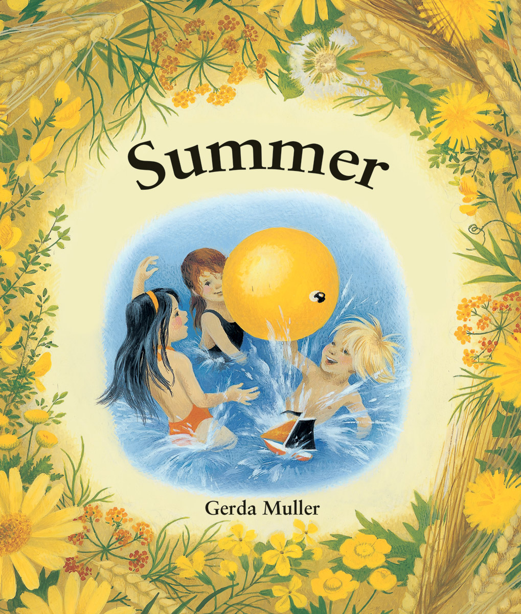 Summer Illustrated Book - Floris Books