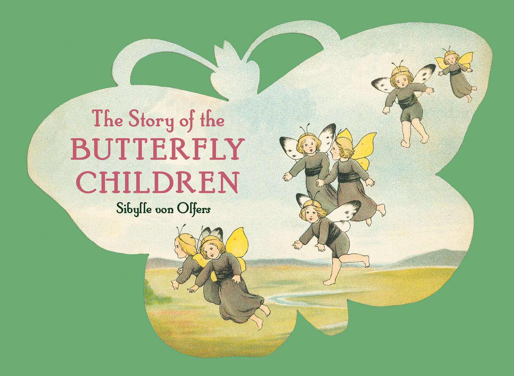 The Story of the Butterfly Children - Floris Books