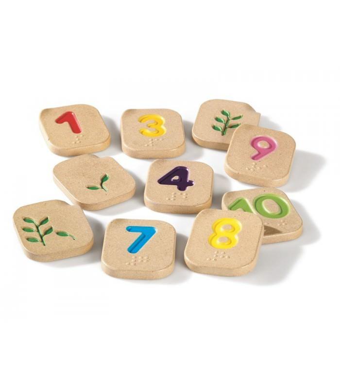 Números Braille - Plan Toys