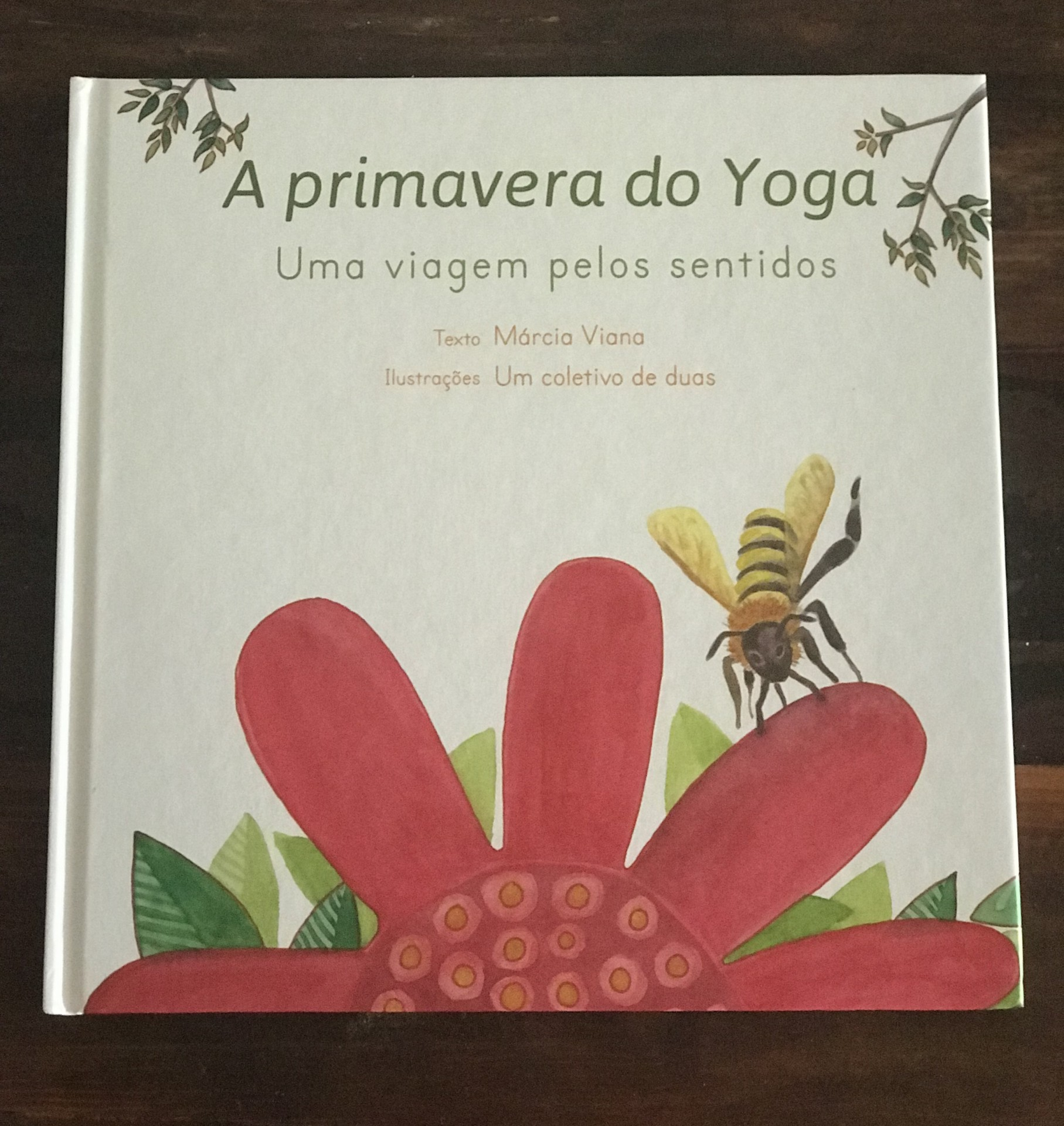 A Primavera do Yoga