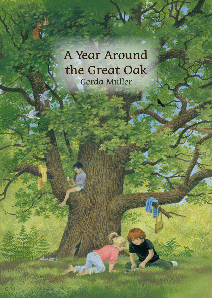 A Year Around The Great Oak - Floris Books
