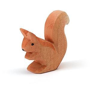 Esquilo Sentado - Ostheimer