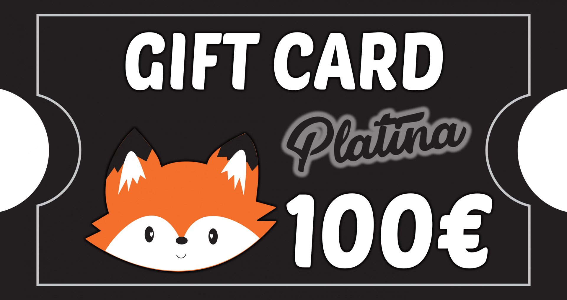 Gift Card Platina - BOSQUE FELIZ