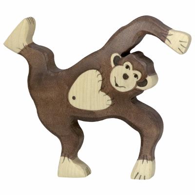 Chimpanzé a Brincar - Holztiger