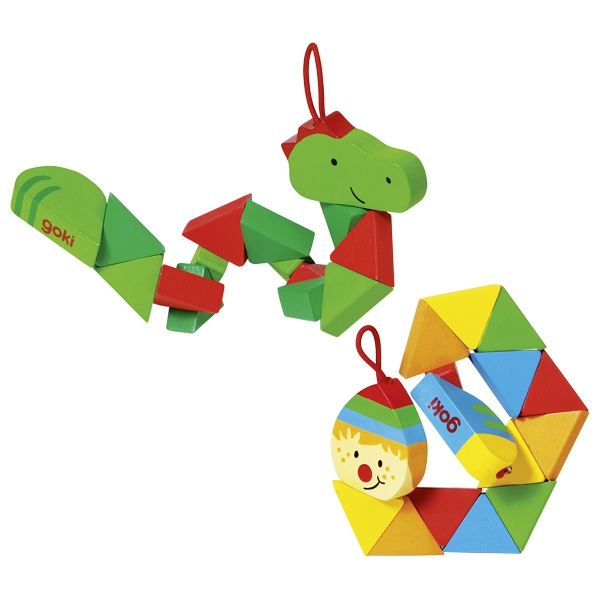 Puzzle de Bolso - Goki