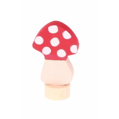 Cogumelo Figura decorativa - Grimm's