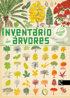 Inventário Ilustrado das Árvores