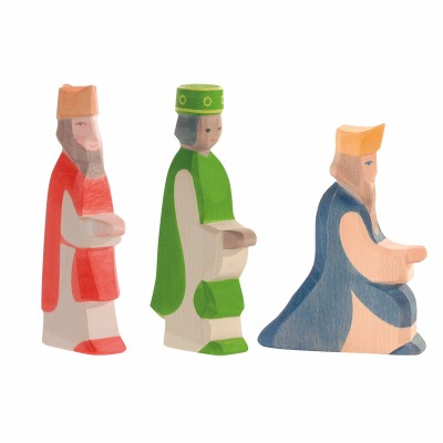 Reis Magos 3 peças - Ostheimer