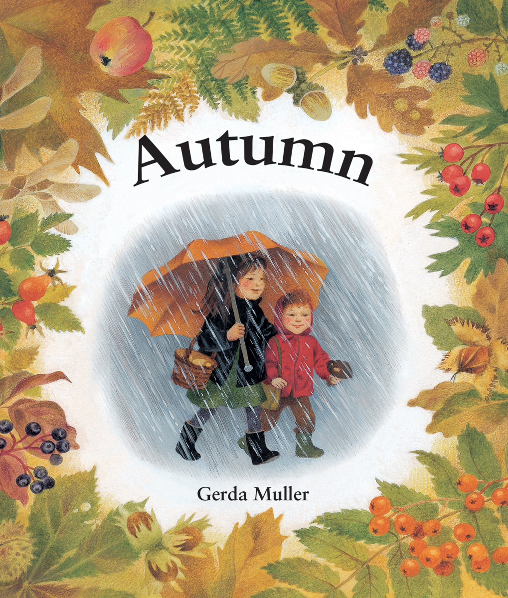 Autumn Illustrated Book - Floris Books