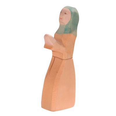 Mulher de Noé - Ostheimer