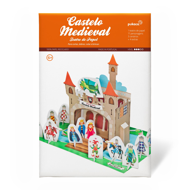 Castelo Medieval - Pukaca