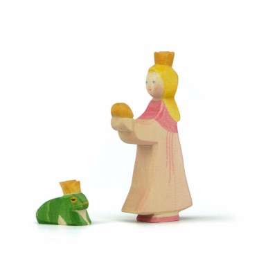 Princesa e Sapo - Ostheimer