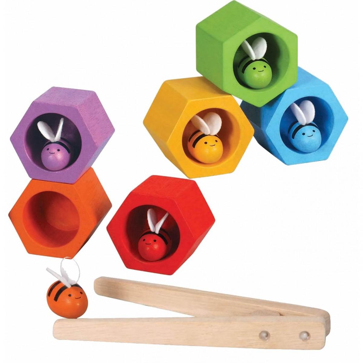 Colmeias - Plan Toys