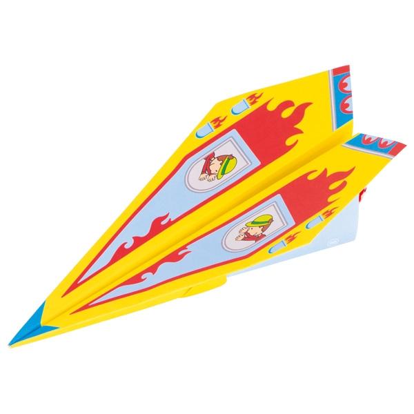 Origami Aviões de Papel - Goki