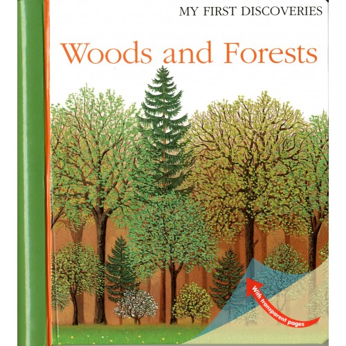 Bosques e Florestas - My First Discoveries