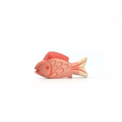Peixe Vermelho - Ostheimer