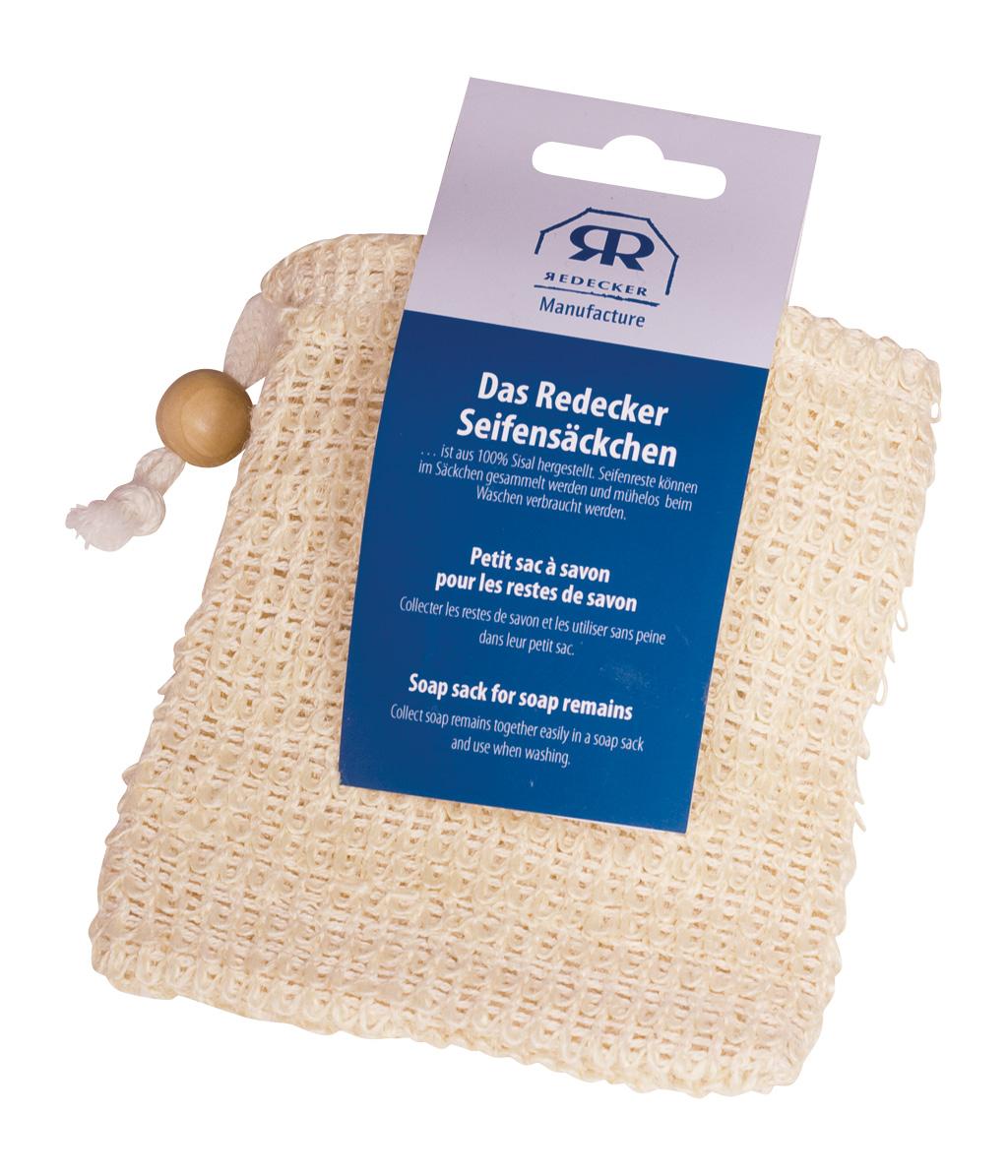 Bolsa e Luva para Sabonete - Redecker