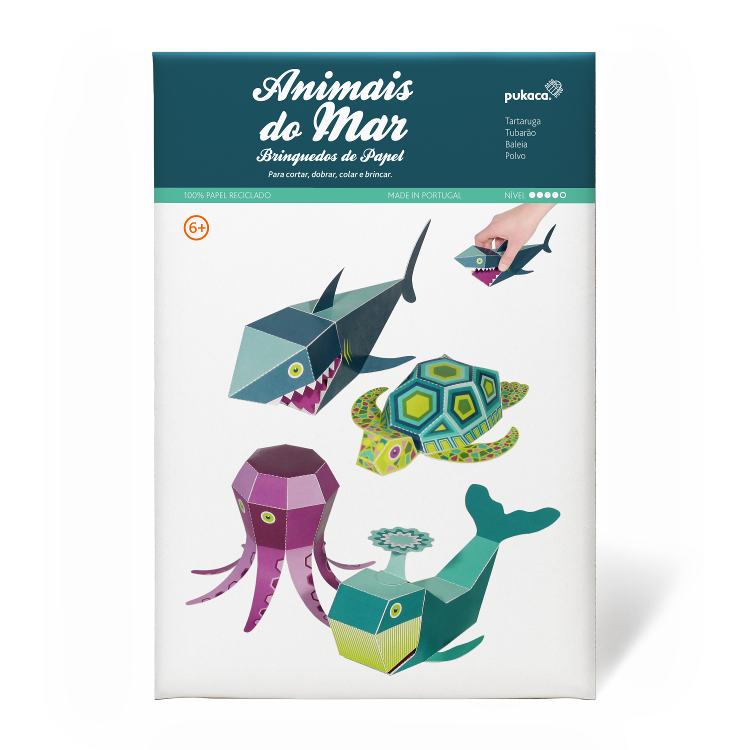 Animais do Mar - Pukaca