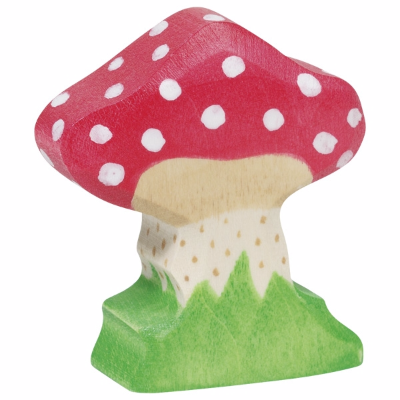 Cogumelo - Holztiger