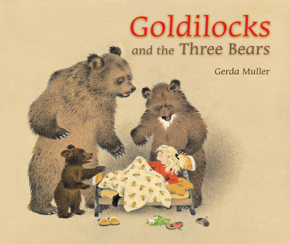 Goldilocks and the Three Bears - Floris Books