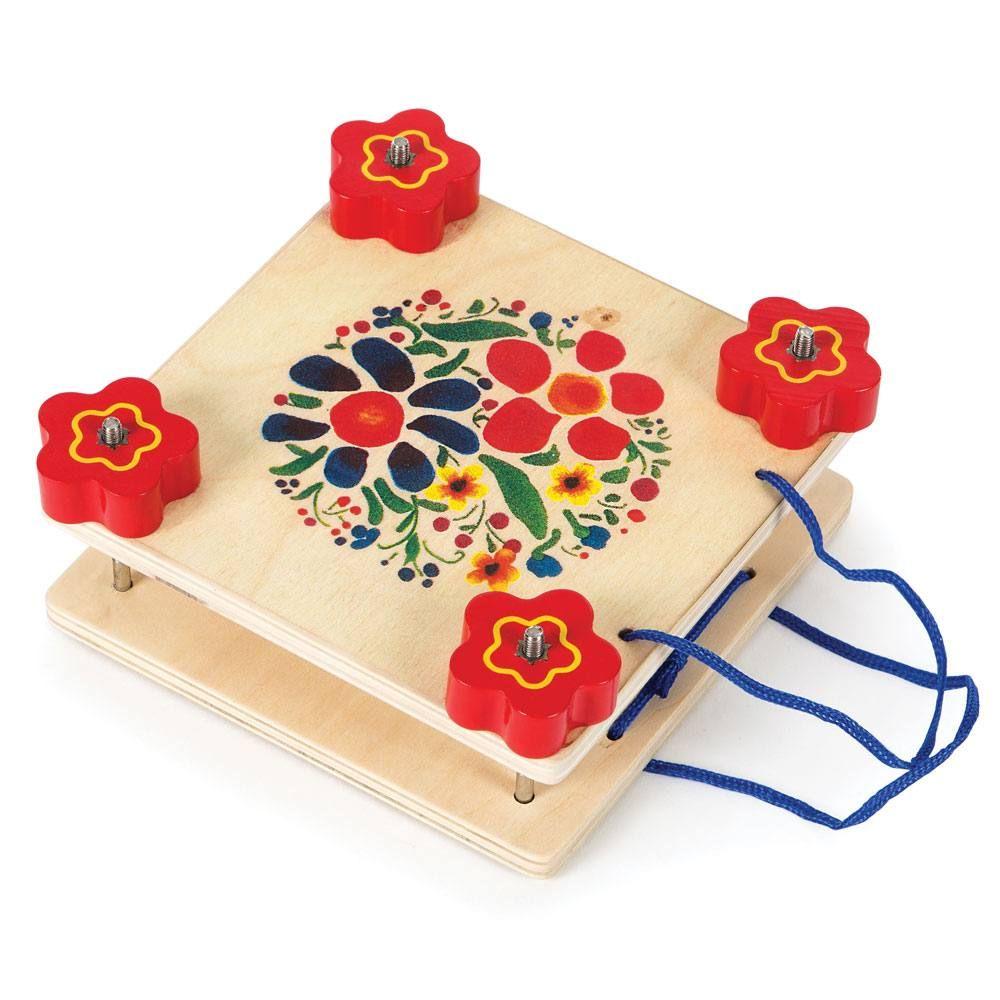 Prensa Flores e Folhas para Herbário - Tidlo
