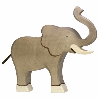 Elefante Tromba Levantada - Holztiger