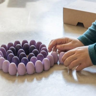 Ovos Roxos Pequenos - Grapat