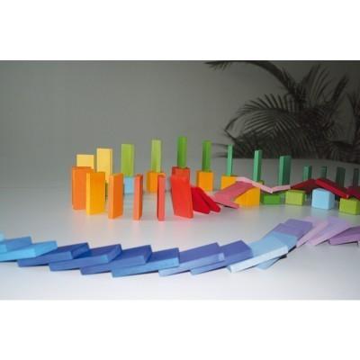 Placas Coloridas - Grimm's