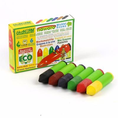 6 Mini Lápis de Cera Gnomo - ökoNORM