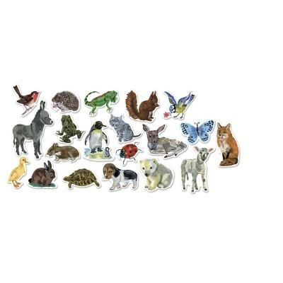 20 Ímans Animais - Vilac