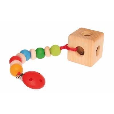 Cubo com Chocalho - Grimm's