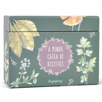 A MINHA CAIXA DE RECEITAS