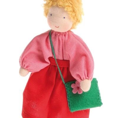 Boneca Menina Loira - Grimm's