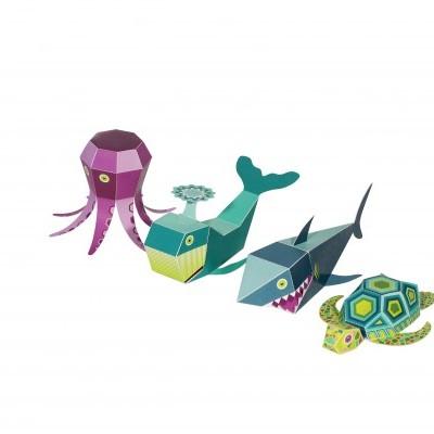 Animais do Mar - Pukaca