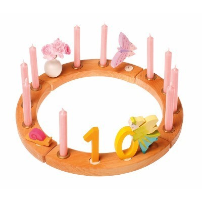 Anel de Aniversário e Ano natural 16 - Grimm's