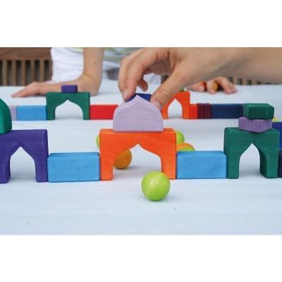 Puzzle de Construção 1001 Noites Pequeno - Grimm's