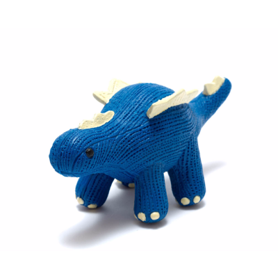Stegosaurus Mordedor de Borracha Natural - Best Years