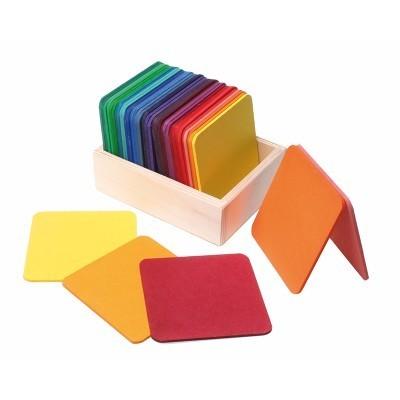Placas Coloridas Combinação - Grimm's