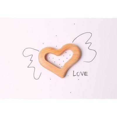 Brinquedo Sensorial Coração - Grimm's